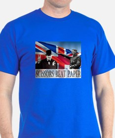 Scissors Beat Paper T-Shirt