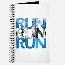 RUN x 3 Journal