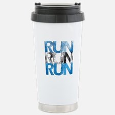 Run X 3 Stainless Steel Travel Mug