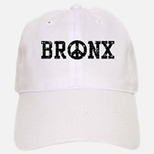 Bronx Peace Baseball Baseball Cap