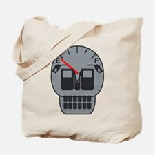 Death By Oil Tote Bag