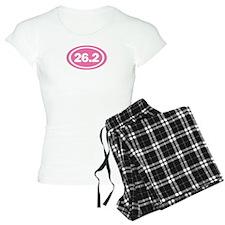 26.2 Pink Oval True pajamas