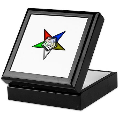 OES Keepsake Box