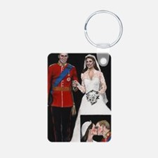 The Royal Couple Keychains