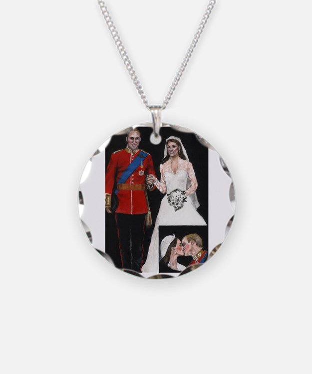 The Royal Couple Necklace