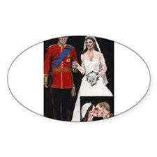 The Royal Couple Decal
