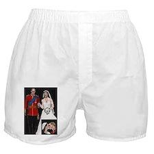 The Royal Couple Boxer Shorts