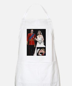 The Royal Couple Apron