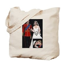 The Royal Couple Tote Bag
