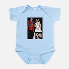 The Royal Couple Infant Bodysuit