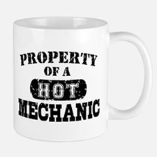 Property of a Hot Mechanic Mug