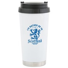 I'd Rather Be In Scotland Travel Mug