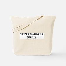 Santa Barbara Pride Tote Bag