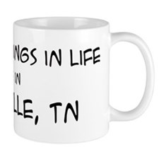 Best Things in Life: Knoxvill Coffee Mug