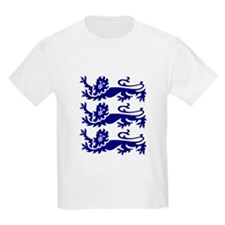 Lionheart Three Lions T-Shirt