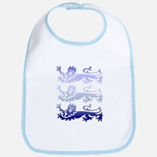 Lionheart Three Lions Bib