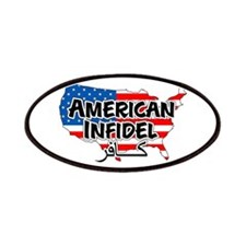 American Infidel Patches