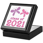 2021 Girls Graduation Keepsake Box
