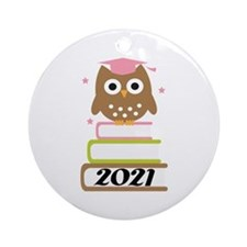 2011 Top Graduation Gifts Ornament (Round)