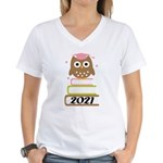 2011 Top Graduation Gifts Women's V-Neck T-Shirt