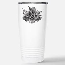 Medieval Armor Travel Mug