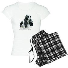 Cocker Spaniel (English) Pajamas