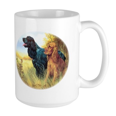 Cocker Spaniel (English) Large Mug