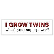 What's YOUR Superpower? Bumper Sticker