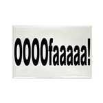 Italian expression Rectangle Magnet (10 pack)