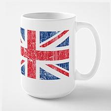 Vintage British Large Mug