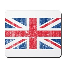 Vintage British Mousepad