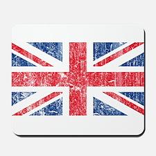 Vintage British Mousepad