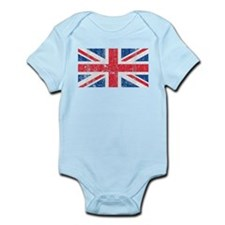 Vintage British Infant Bodysuit