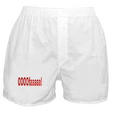 Italian expression Boxer Shorts