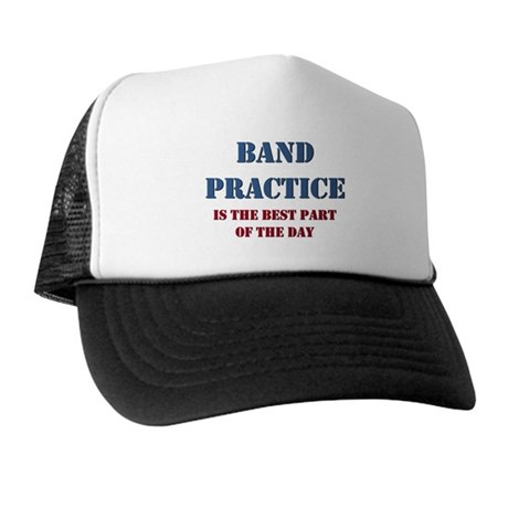 Band Practice Trucker Hat