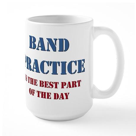 Band Practice Large Mug