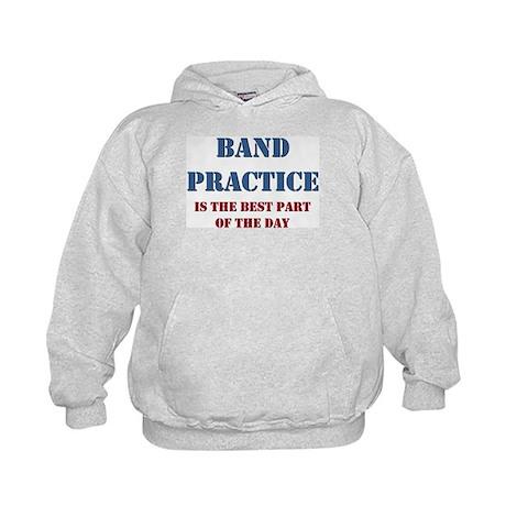 Band Practice Kids Hoodie
