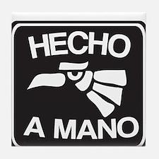 Hecho a Mano Tile Coaster