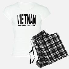 VIETNAM was my college Pajamas