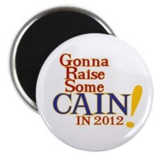 Raising Some Cain Magnet
