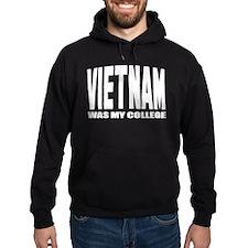 VIETNAM was my college Hoodie