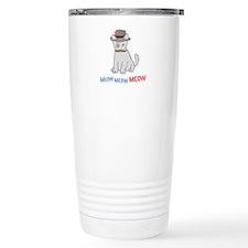 Meow Thermos Mug