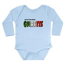 Future Guidette Long Sleeve Infant Bodysuit