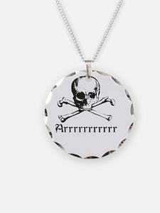 Arrrrrrrrrrrr Necklace