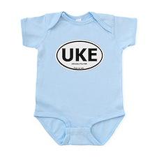 Ukulele Player, UKE Body Suit