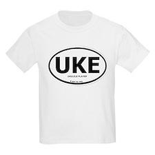 Cute Ukulele player T-Shirt