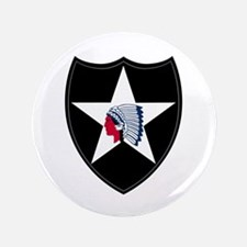 """2nd Infantry 3.5"""" Button"""