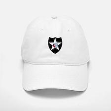 2nd Infantry Baseball Baseball Cap