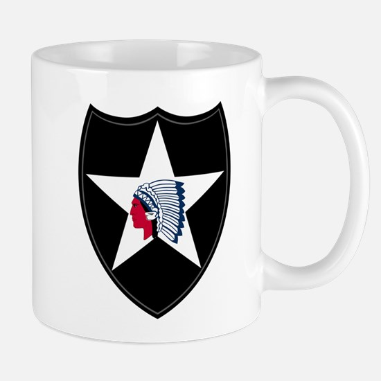 2nd Infantry Mug