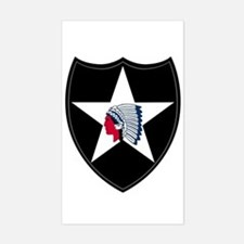 2nd Infantry Decal